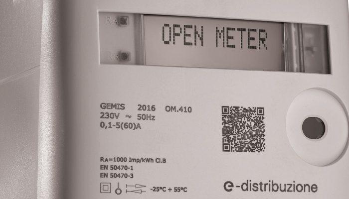 Con Open Meter Un Impulso A Efficienza E Economia