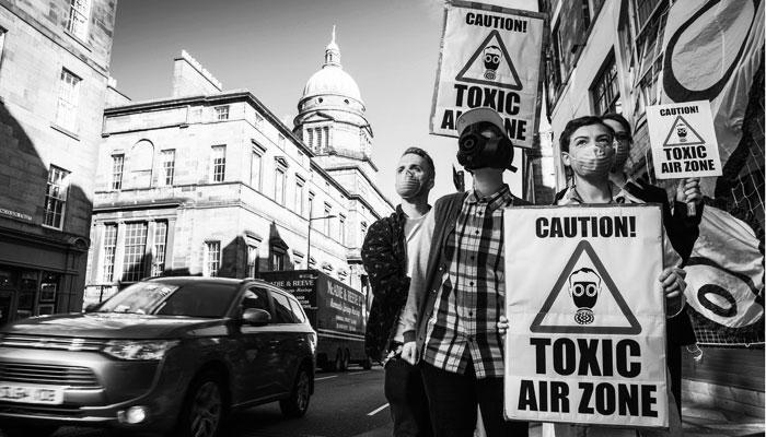 L'aria Italiana è Ancora Tra Le Più Inquinate In Europa