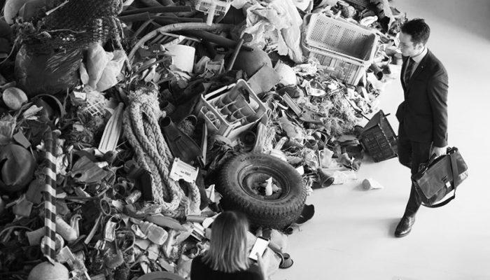Al MAcA Una Mostra Sull'inquinamento Marino Da Plastica