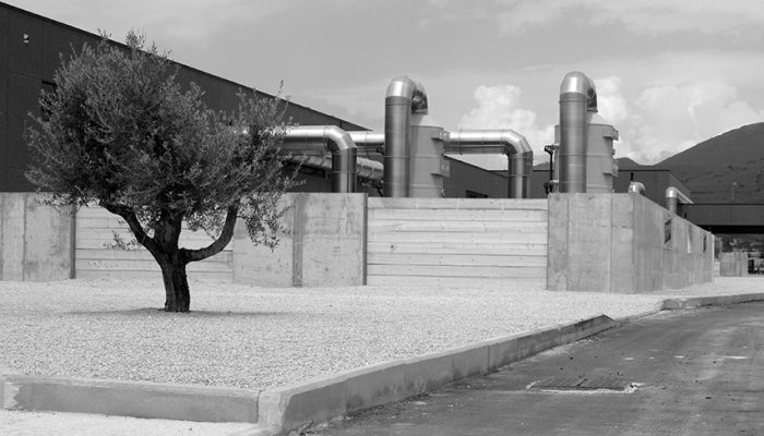 Impianto Foligno Biometano