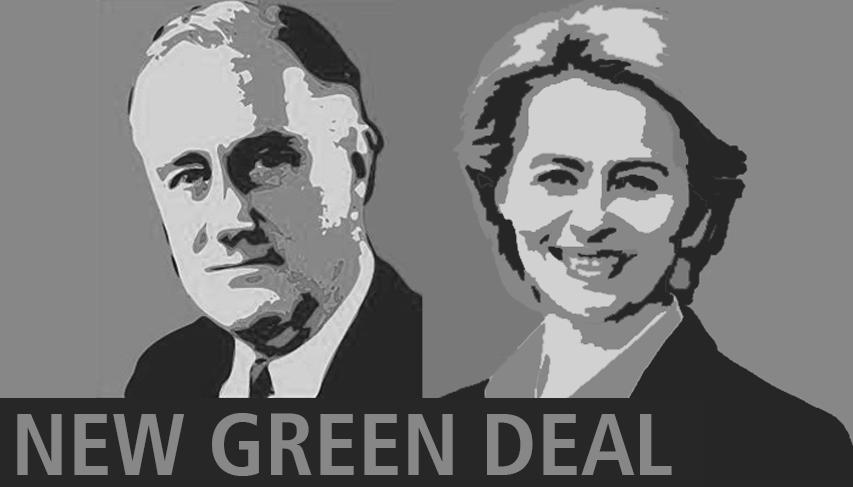 Green Deal: Tra Il Dire E Il Fare Ci Va Di Mezzo Il Pianeta
