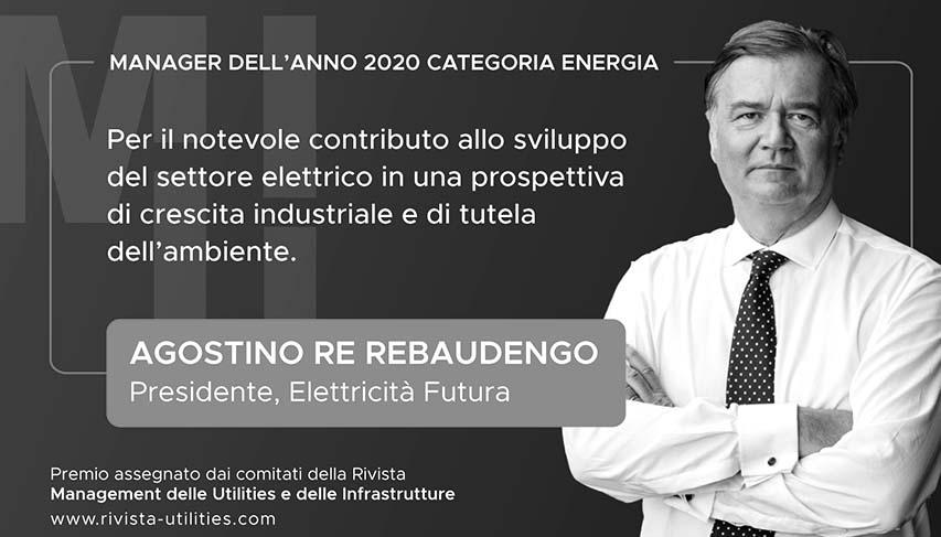 Premio Manager Energia 2020, Grazie!